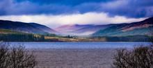 Clatteringshaws Loch, Scotland