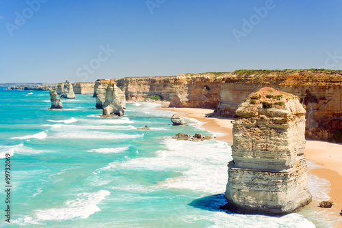 Fotomural The Twelve Apostles, Great Ocean Road, Australia