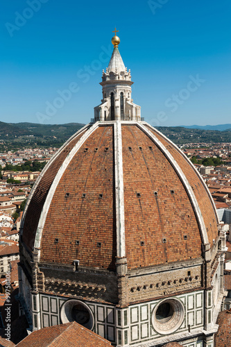 Fotografie, Obraz  Duomo Santa Maria Del Flore in Florence