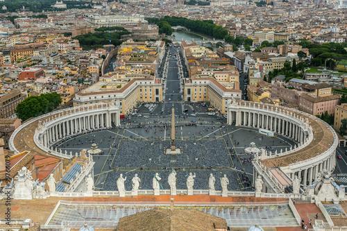 Poster Monument Vatican