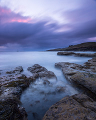 Scotland tulm bay
