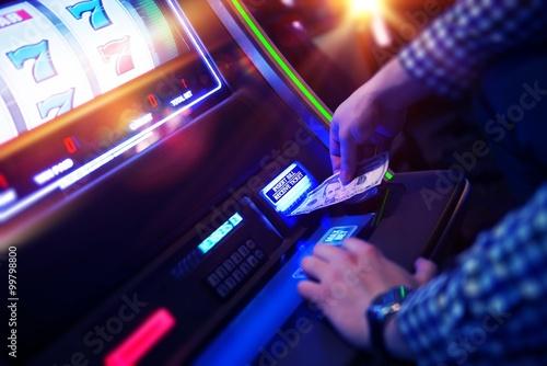 Las Vegas Gambling плакат