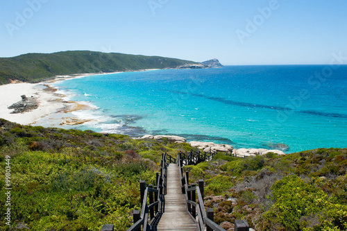 Cable Beach Torndirrup National Park Albany Tablou Canvas