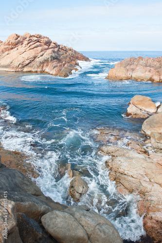 Fotografie, Obraz  Canal Rocks Indian Ocean Australia