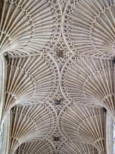 Gothic Church Vaulting In Bath