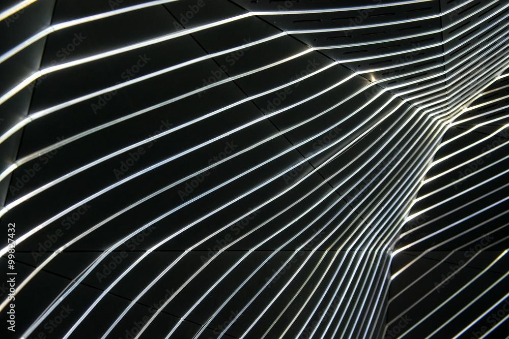Fototapety, obrazy: Modern architectural detail