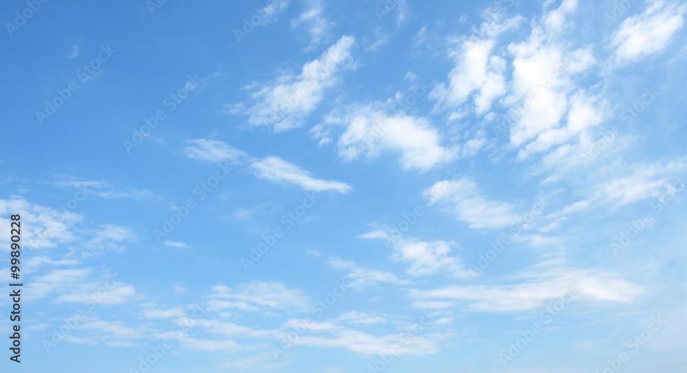 Fototapety, obrazy: blue sky