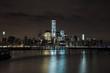 Skylines of Manhattan