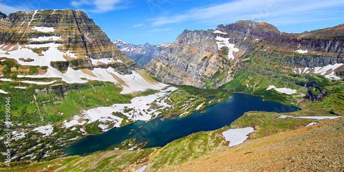 Fotografie, Obraz  Hidden Lake Glacier National Park