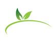 Green save world logo