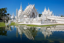 The White Temple, Or Wat Rong ...