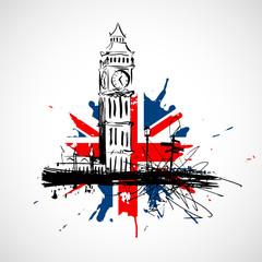 Fototapeta London !