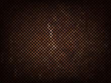 Rusty Metal Grid