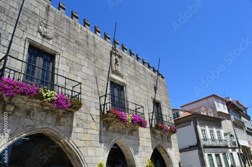 Fotografie, Obraz  Centre historique de Viana do Castelo