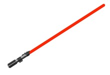 Darth Vader Lightsaber On Whit...