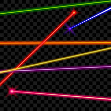 Vector Laser Beams On Transpar...