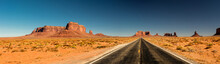 Road To Monument Valley, Arizona