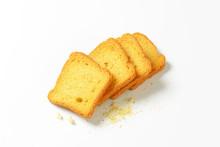 Crunchy Rusk Slices