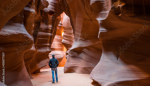Cadres-photo bureau Antilope Antelope Canyon, Utah