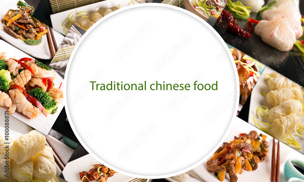 Photo  Traditional chinese food