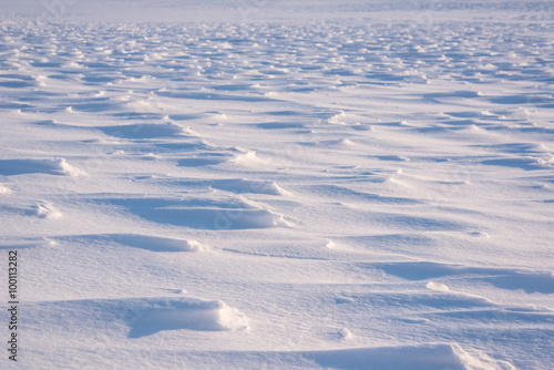 Fototapeta  雪紋