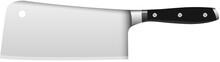 Couteau De Boucher Couperet 02