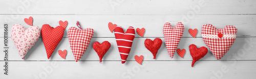 Hintergrund zum Valentinstag - 100118663