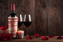 Romantic Valentine's Day Backg...