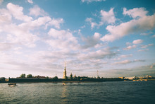 Peter And Paul Fortress Viewed...