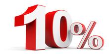 Discount 10 Percent Off.