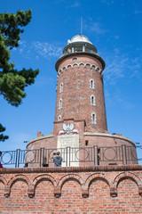 Latarnia morska w Kołobrzegu, Fort Ujście