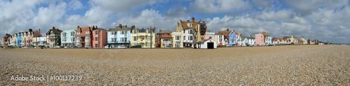 Carta da parati Aldeburgh Seafront Panorama Suffolk England