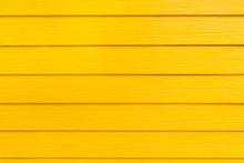 Yellow PVC Wood Wall Pattern