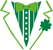 St. Patrick's Day Suit For T-S...