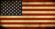 Retro Vintage Star Spangled Banner – USA Flag