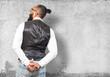 cool black man backward