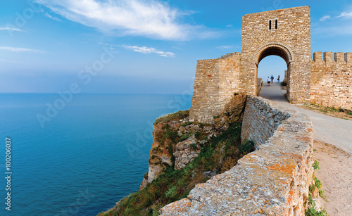 Cuadros en Lienzo Fortress Kaliakra Black sea Bulgaria