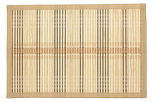 Bamboo Mat -  Can Be Used As Background. Isolated On White