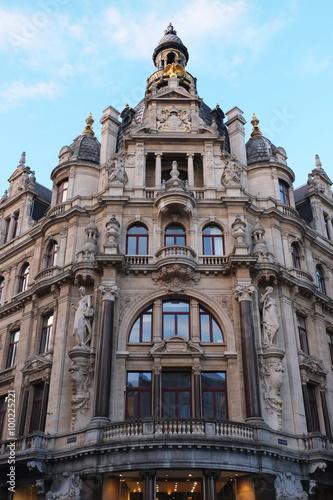 Keuken foto achterwand Antwerpen Antwerpen Gebäude 1