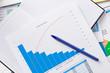 Business analysis, graphics