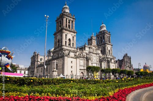 Fotografia Exterior Metropolitan Cathedral in Mexico City