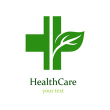 Icon Of Green Medical Cross