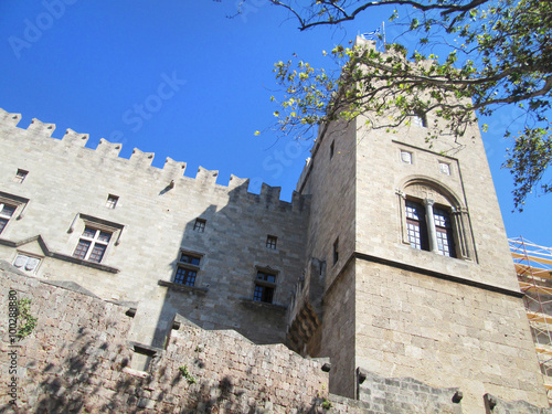 Papiers peints Fortification Medieval ancient fort tower