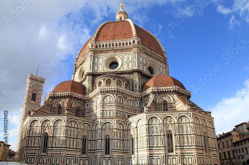 Fotografie, Obraz  Cathedral of Santa Maria del Fiore, Florence, Italy.