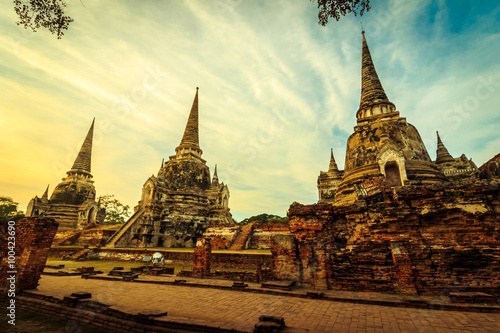 Foto  Asian religious architecture
