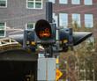 Tram traffic light