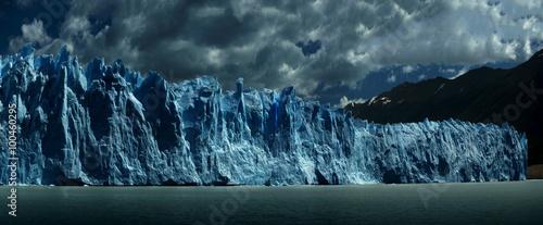 Poster Glaciers glacier