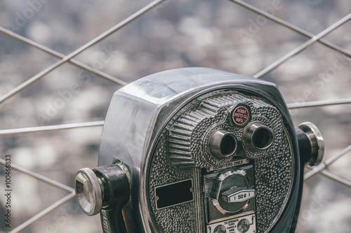 Vintage Binocular in New York