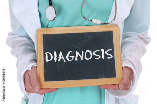 Fotografía  Diagnosis disease ill illness healthy health check-up screening