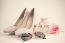 Vintage Girly Fashion Accessories